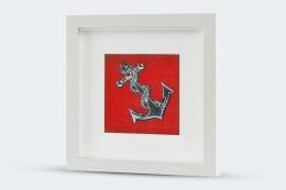 dekoracja-obraz-marynistyka-czerwony-kolor