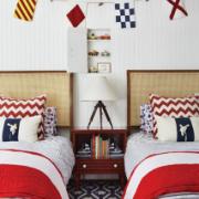 houseandhomenauticalboysbedroom
