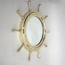 lustro okrągłe marynistyka