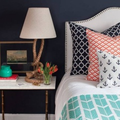 navy-blue-nautical-themed-boys-bedroom-ideas-with-anchor-pattern-on-pillows-and-nautical-ropes-on-cool-table-lamp-with-white-master-bed-in-blue-wall-decor-inspiration-kids-room-teens-room-boys-themed
