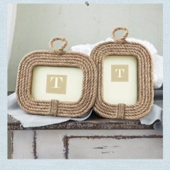 nautical-decor-rope-photo-frame