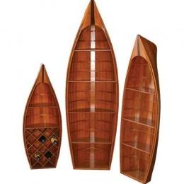 canoe-bookshelf