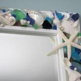 morskie lustro rama lato klimat
