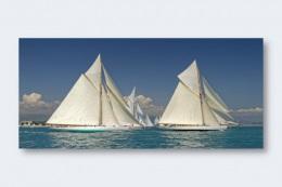 obraz-dwa-jachty