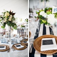 10-roche-harbor-wedding-nautical-reception-decor-chalkboards-stripes-centerpieces