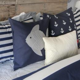 marynistyka- poduszki