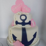 girls-nautical-birthday-cake
