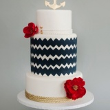 blue-and-white-nautical-wedding-cake