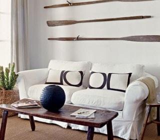 morska-dekoracja-do pokoju-w-marynistycznym-stylu