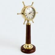 zegar-dreniany-kolo-sterowe