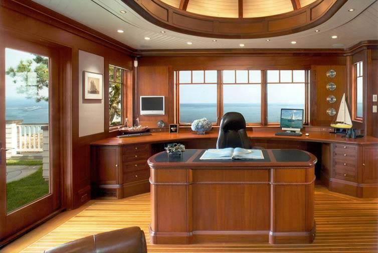 Morski klimat w biurze