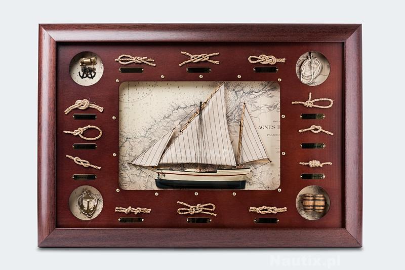 Tablice z węzłami żeglarskimi
